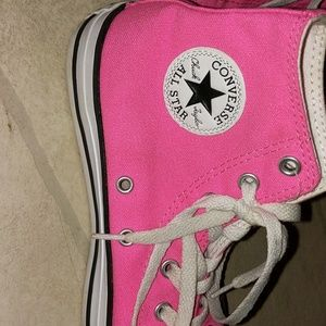 Converse All-star Chuck Taylor Bright pink